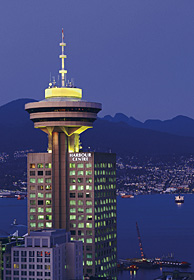 Photo of Vancouver Lookout at Dusk